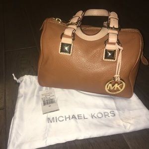 Michael Kors Small Grayson Purse